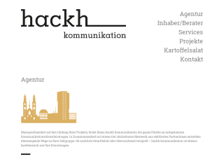 hackh communication